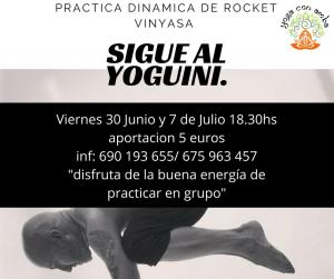 sigue al yoguini 4  yoga con amba