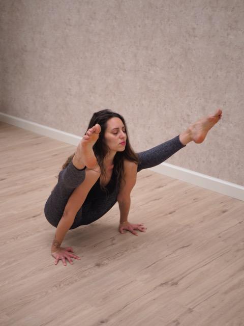 Yoga enla isla de  Lanzarote