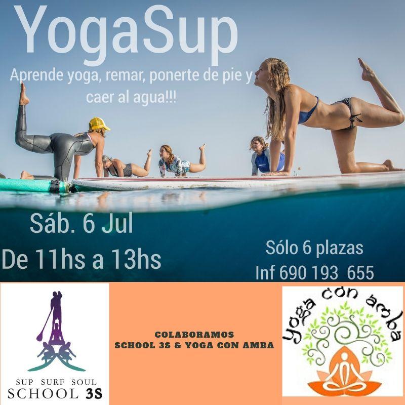 Colaboramos School 3S & Yoga con amba