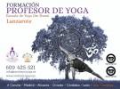 Formación de Profesor de Yoga en Lanzarote